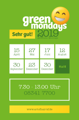greenmondays2019